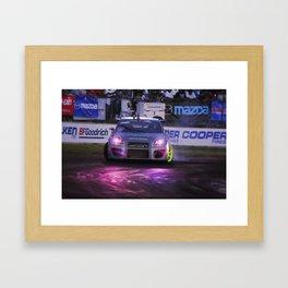 Gushi Drift Framed Art Print