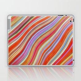 Wild Wavy Lines 09 Laptop & iPad Skin