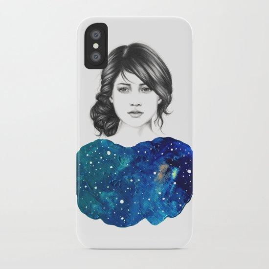 CARINA iPhone Case