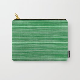Bright Pastel Green Wood Beach House Cladding Carry-All Pouch