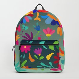 ,Colors ,Mexican ,Textile ,Style Backpack