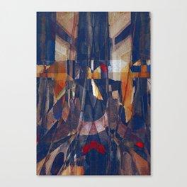 passive turmoil Canvas Print