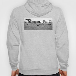 Impala in the grass Hoody