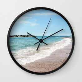 AFE Kew-Balmy Beach2 Wall Clock