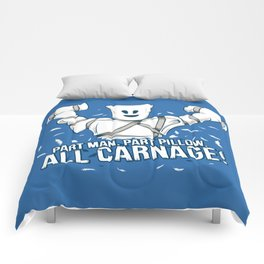 All Carnage! Comforters