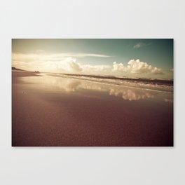 zandvoort beach Canvas Print