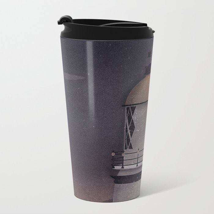 Sea of Light Travel Mug