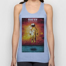 Brand New - Deja Entendu Unisex Tank Top