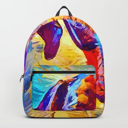 Doberman 4 Backpack