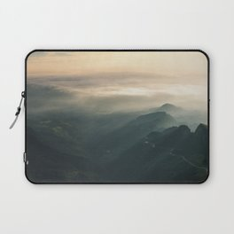 The Sleeping Fields Laptop Sleeve