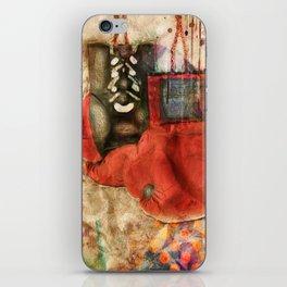 Boxing Modern iPhone Skin