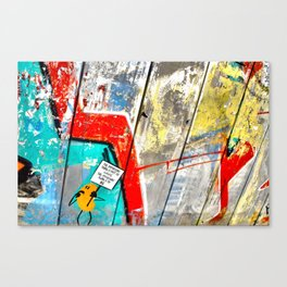 The Important Thing Canvas Print