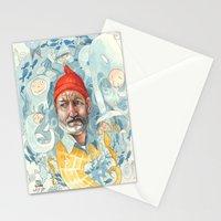 AQUATIC Stationery Cards