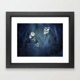 Beauty in a Mess. Framed Art Print