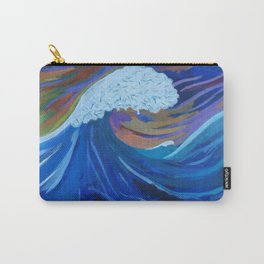Raging Sea Carry-All Pouch