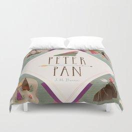 Peter Pan Duvet Cover