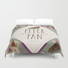 Peter Pan Duvet Cover