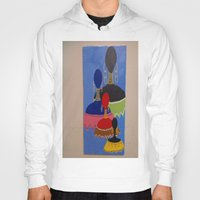 soul Hoodies featuring Soul by tmens