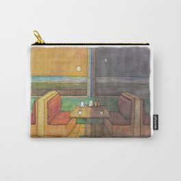 Diner Days, Diner Nights Carry-All Pouch