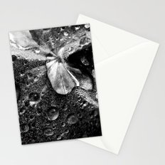 water drops XVII Stationery Cards