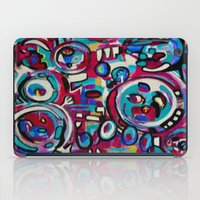 world maps iPad Cases featuring Maps by Mary Gaspar