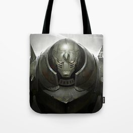 Full Metal Alchemist Alphonse Tote Bag