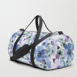 FLOWERS WATERCOLOR 20 Duffle Bag