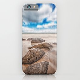 Moving Sky iPhone Case