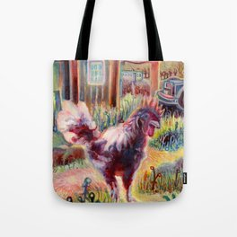 Boss of the Barn Tote Bag