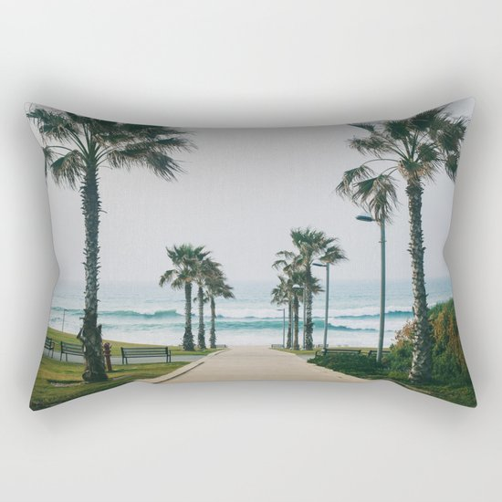 Tel-Aviv Rectangular Pillow