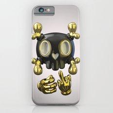Crossbone SkullToon iPhone 6s Slim Case