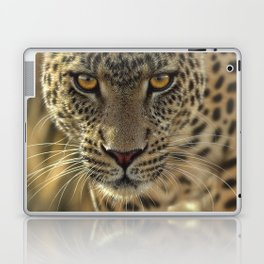 Leopard - On the Prowl Laptop & iPad Skin