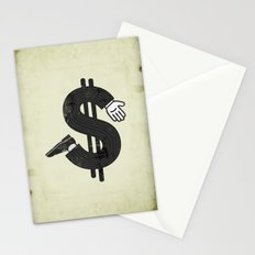 Costs an Arm & a Leg! Stationery Cards