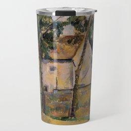 Paul Cézanne - House and Trees (Maison et arbres) Travel Mug