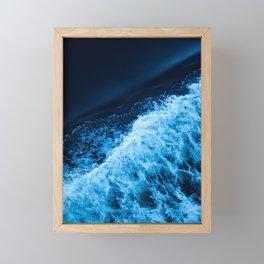 Sea 11 Framed Mini Art Print