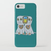 gemini iPhone & iPod Cases featuring Gemini by NIXA