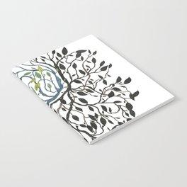 Yin, Yang Notebook