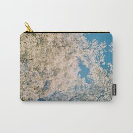 Blossom I Carry-All Pouch