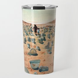 The Battlefield. Travel Mug