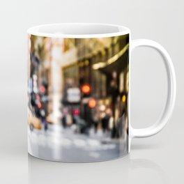 Big Apple Dream in the New York City Downtown Manhattan Coffee Mug