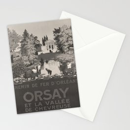 ORLEANS Orsay Affiche Stationery Cards