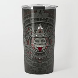 Stone of the Sun I. Travel Mug