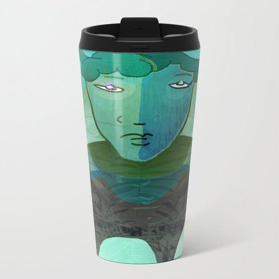 Taurus / Aldebaran / Zodiac Metal Travel Mug