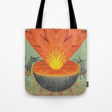 Catastrophe III Tote Bag