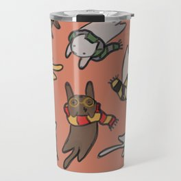 Hogwarts Cats Travel Mug