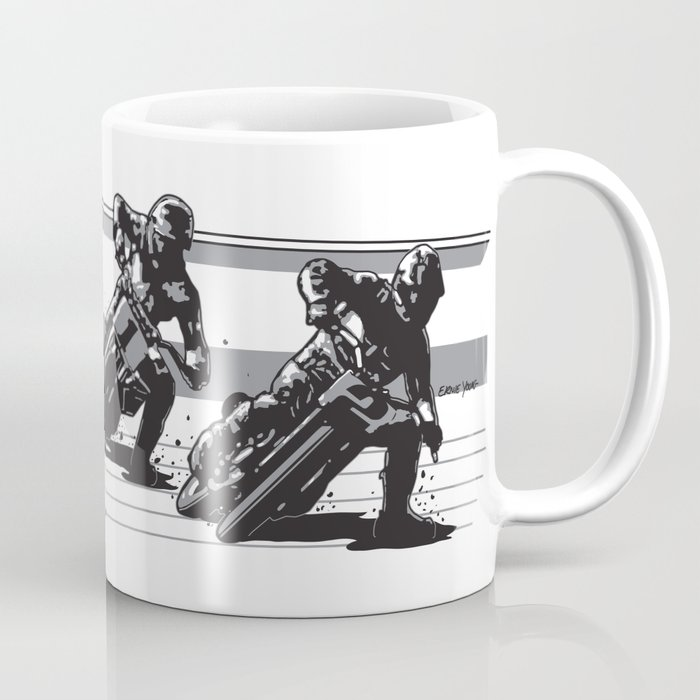 100mph SIDEWAYS Coffee Mug