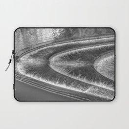 Pulteney Weir River Avon Laptop Sleeve