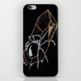 Crystal Widow iPhone Skin