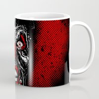 pennywise Mugs featuring Pennywise by Beery Method