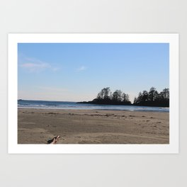 Tofino Beach Art Print